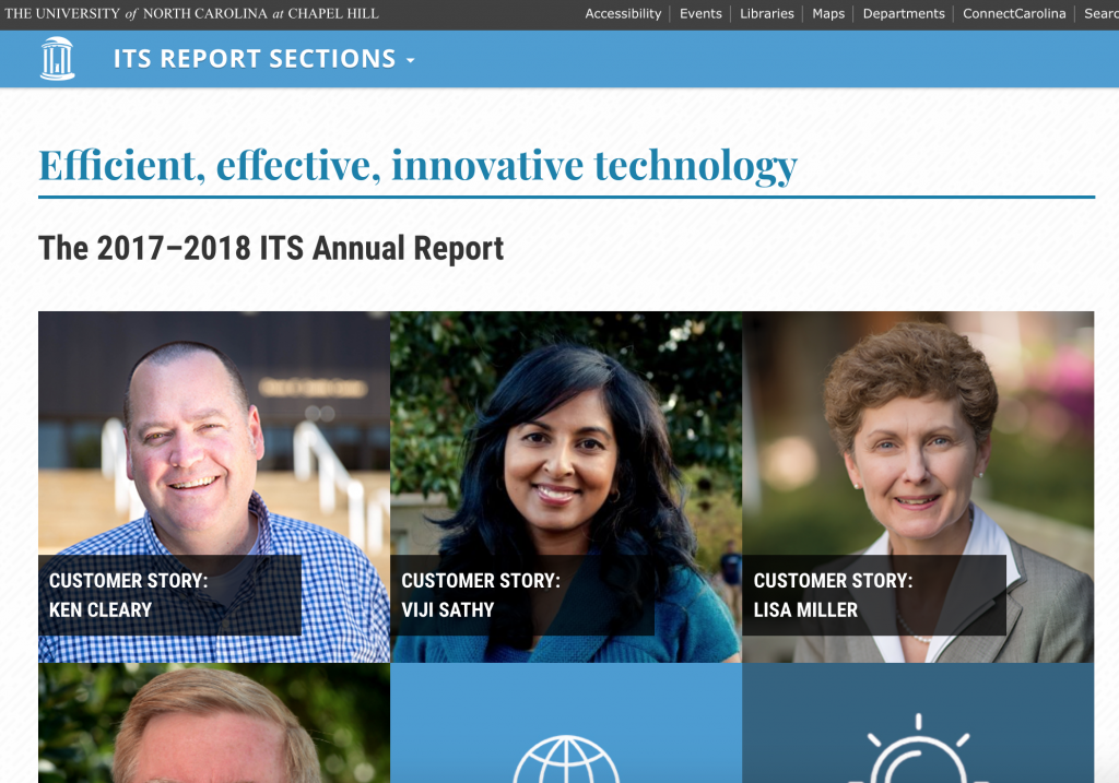 ITS Annual Report